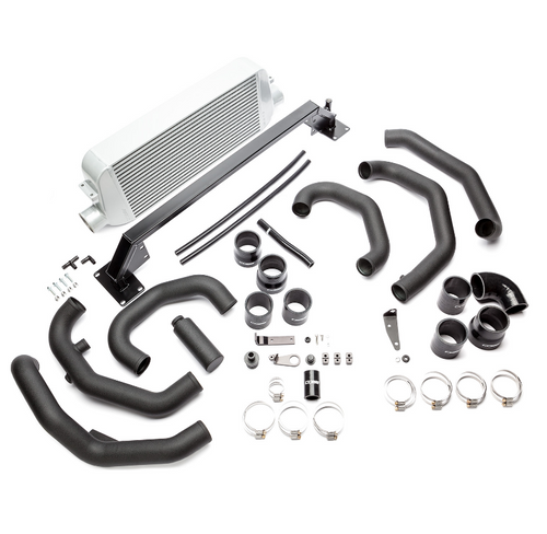 Cobb Front Mount Intercooler Kit (Silver) 15-17 Subaru STI