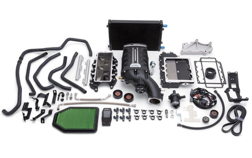 Edelbrock Supercharger Stage 1 Street Kit w/ Tuner for 12-14 Jeep Wrangler 3.6L