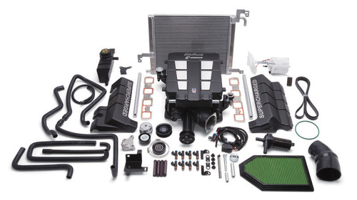 Edelbrock Supercharger Stage 1 Street Kit 15-17 Dodge Charger / Challenger 6.4L (151720)