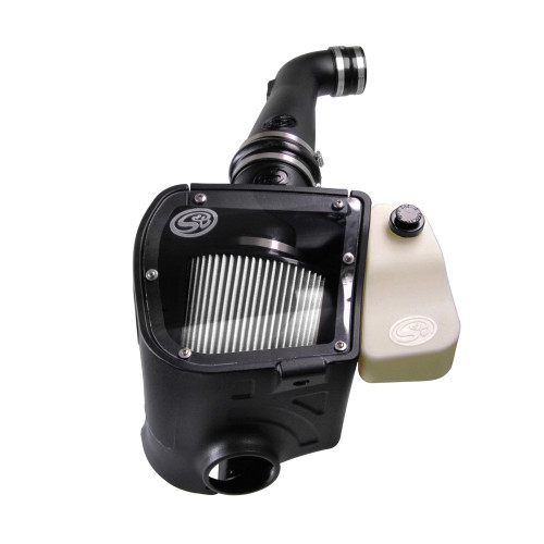 S&B 75-5050D Cold Air Intake (Dry Extendable Filter) for 2009-2010 Ford F-150 / Raptor 5.4L