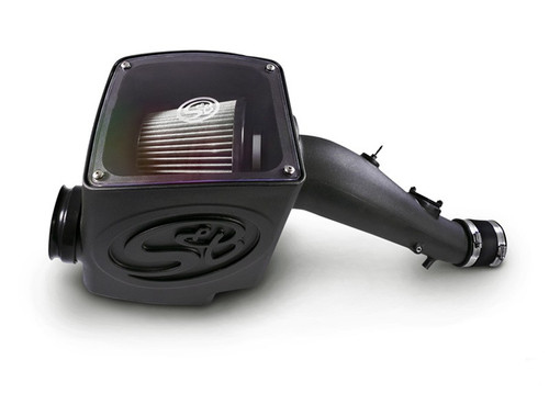 S&B 75-5095D Cold Air Intake for 05-11 Toyota Tacoma 4.0L (Dry Extendable Filter)