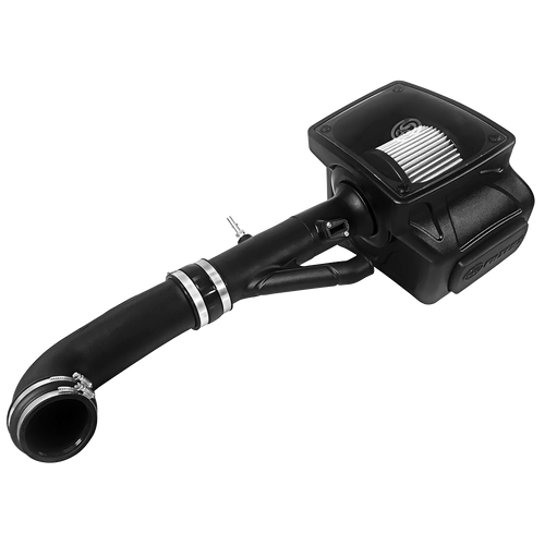 S&B 75-5089D Cold Air Intake for 2017-2018 Colorado/Canyon 3.6L (Dry Extendable Filter)