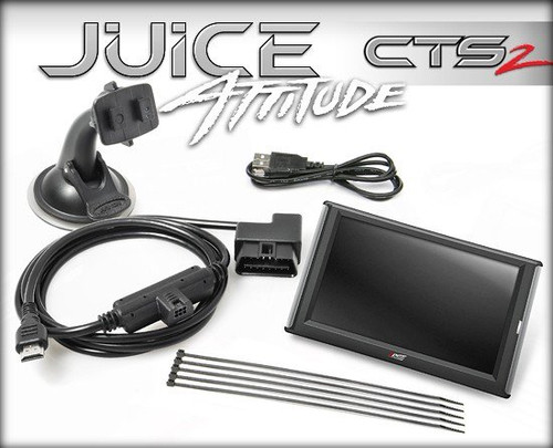 Edge 31505 Juice with Attitude CTS2 for 07-12 Ram 6.7 Cummins