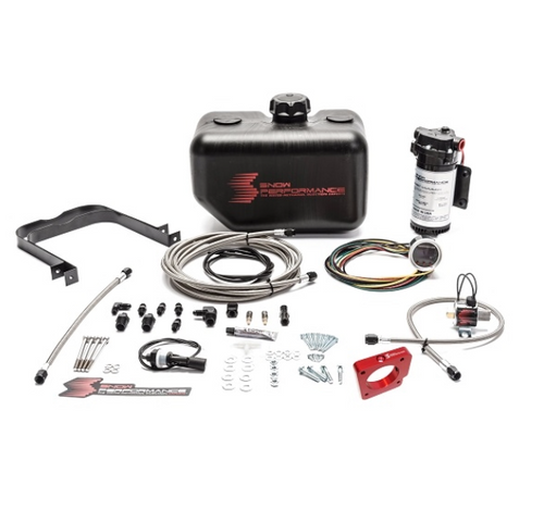 Snow Performance Stage 2 Boost Cooler™ For 2005-2018 Subaru WRX STI 2.5L Water-Methanol Injection Kit (SNO-2110-BRD)