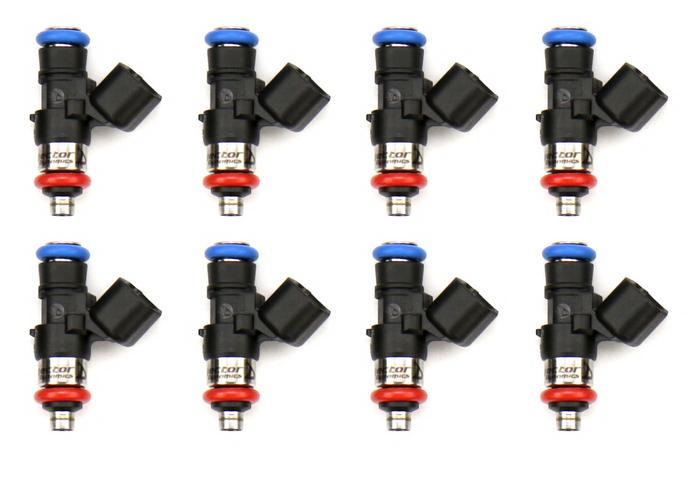 Injector Dynamics ID1050X Injectors for C6 Z06 Corvette LS7 (Set of 8) (1050.34.14.15.8)