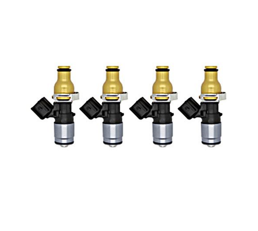 Injector Dynamics 2000CC Top Feed Fuel Injectors for Subaru 02-14 WRX/07-17 STI (2000.48.11.WRX.4)