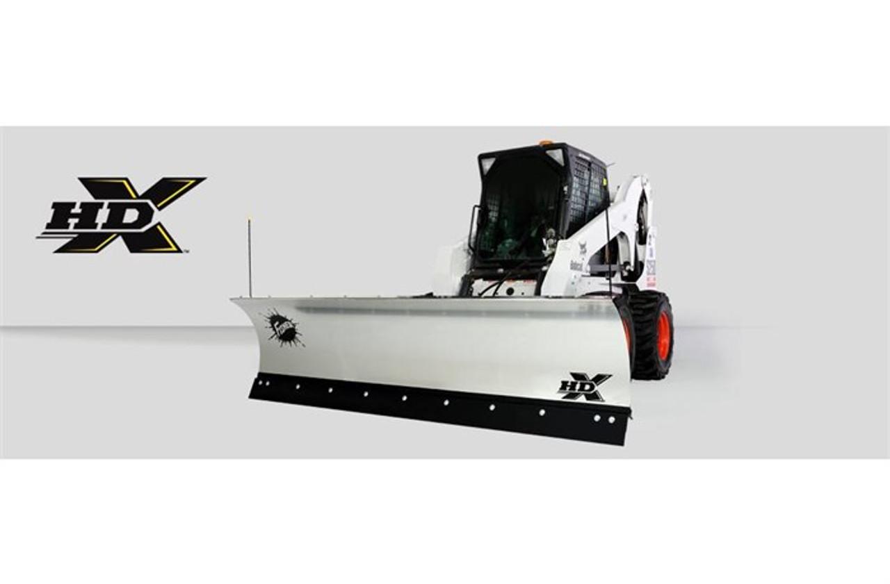 FISHER HDX Snowplow