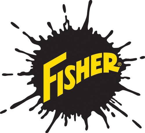 44324 - FISHER COVER ASSEMBLY EXTREME V LOGO