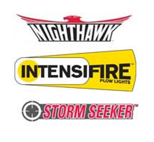 28802-1 - FISHER INTENSIFIRE -WESTERN NIGHTHAWK -BLIZZARD STORM SEEKER - SNOWEX  HEADLIGHT SERVICE KIT (PS)