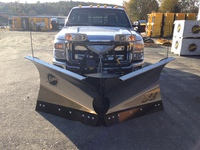 NEW FISHER XV2 INSTALLED ON 2015 FORD F250