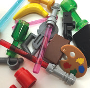 Minifigure Accessories