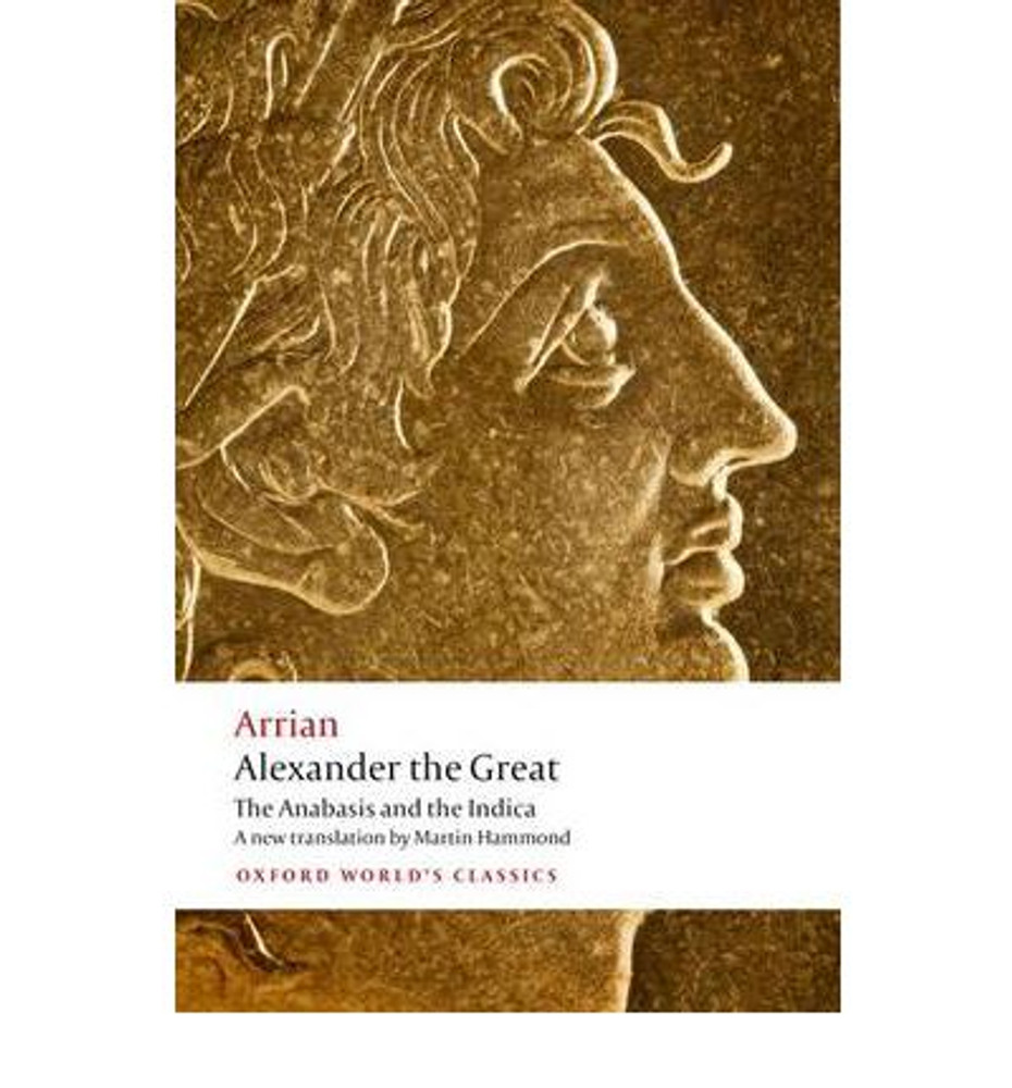 Arrian Alexander the Great