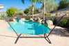 Breezy Point™ Adjustable Mayan Mexican Hammock Stand