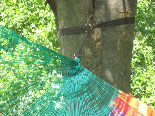Tropical Siesta™ Hammock Tree Safe Hanging Straps