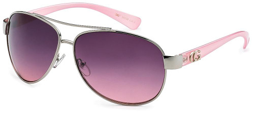 Lady's Color Aviator Pink