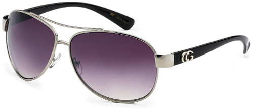 Lady's Color Aviator Black