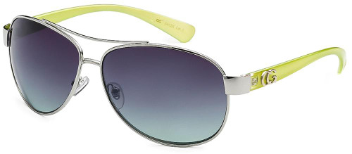 Lady's Color Aviator Yellow