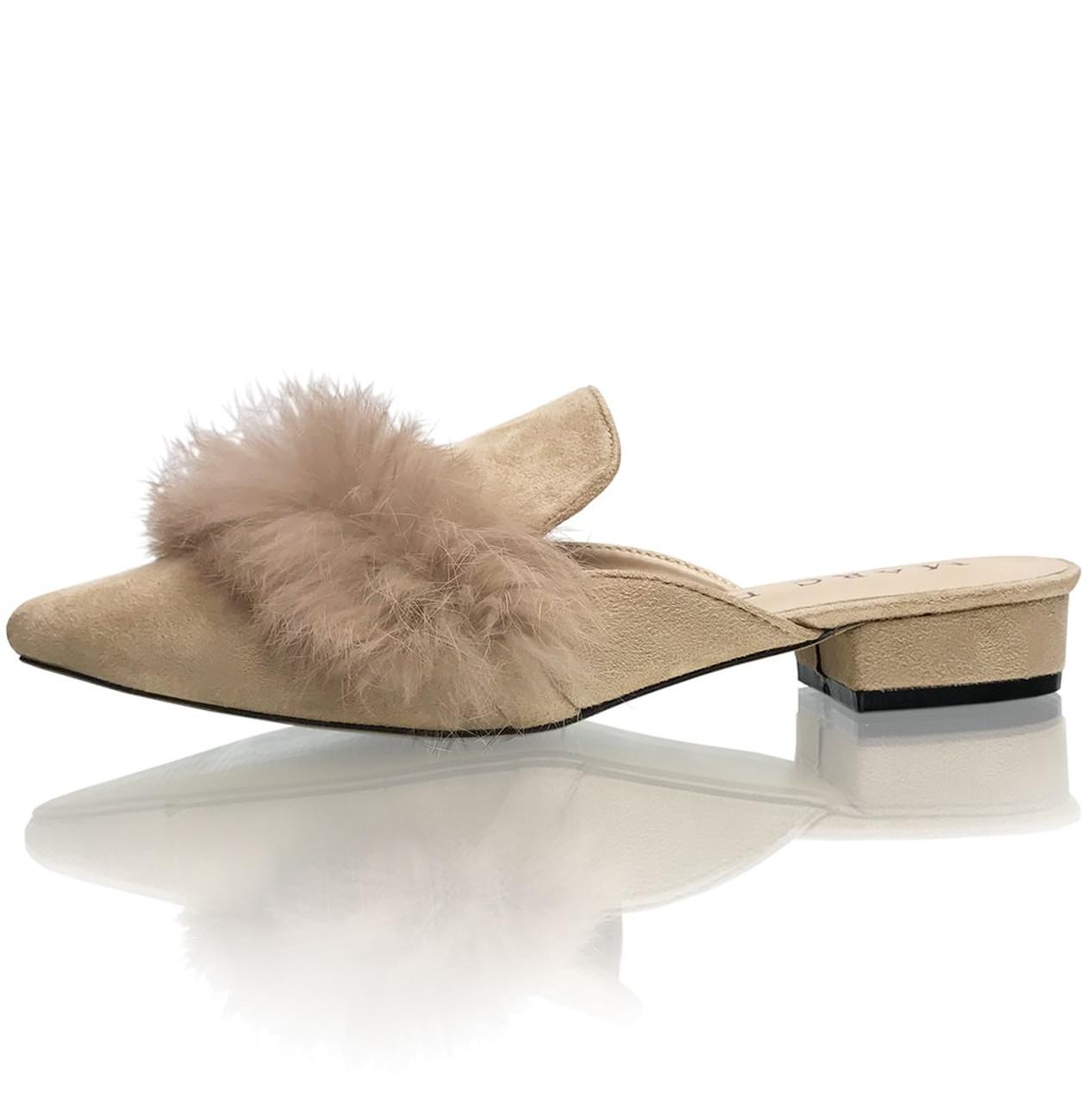 Furry Angel - Camel
