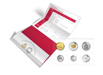 2017 CLASSIC CANADIAN COIN SET