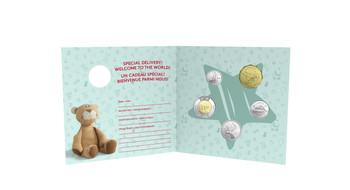 2017 BABY 5-COIN GIFT SET - SPECIAL EDITION LOONIE