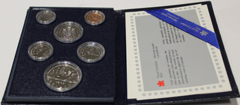 1985 SIX COIN SPECIMEN SET