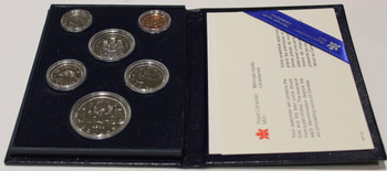 1983 SIX COIN SPECIMEN SET