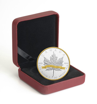 2018 $10 FINE SILVER COIN SML TRIBUTE TO 30 YEARS