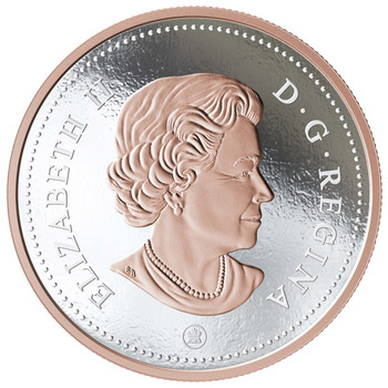 2018 5-OUNCE FINE SILVER COIN BIG COIN SERIES: 25-CENT COIN