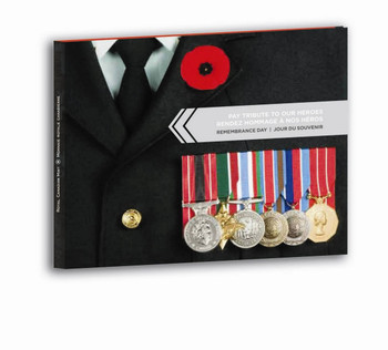 2010  DAY REMEMBRANCE DAY CARD WITH COLOURED POPPY