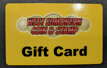 In-Store Gift Card - $25 Denomination
