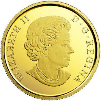 2018 $20 PURE GOLD COIN  SYMBOLS OF THE NORTH