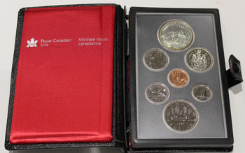 1980 SPECIMEN DOUBLE DOLLAR SET - ARCTIC TERRITORIES CENTENNIAL