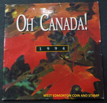 1994 OH CANADA GIFT SET