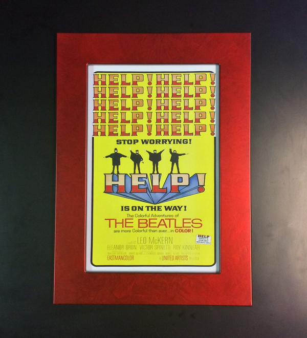 11X17 IS A POPULAR SIZE FOR CONCERT/THEATER HANDBILL FLYERS!
