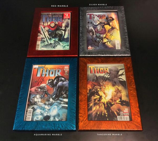 Deluxe Comic Book Toploader Frame
