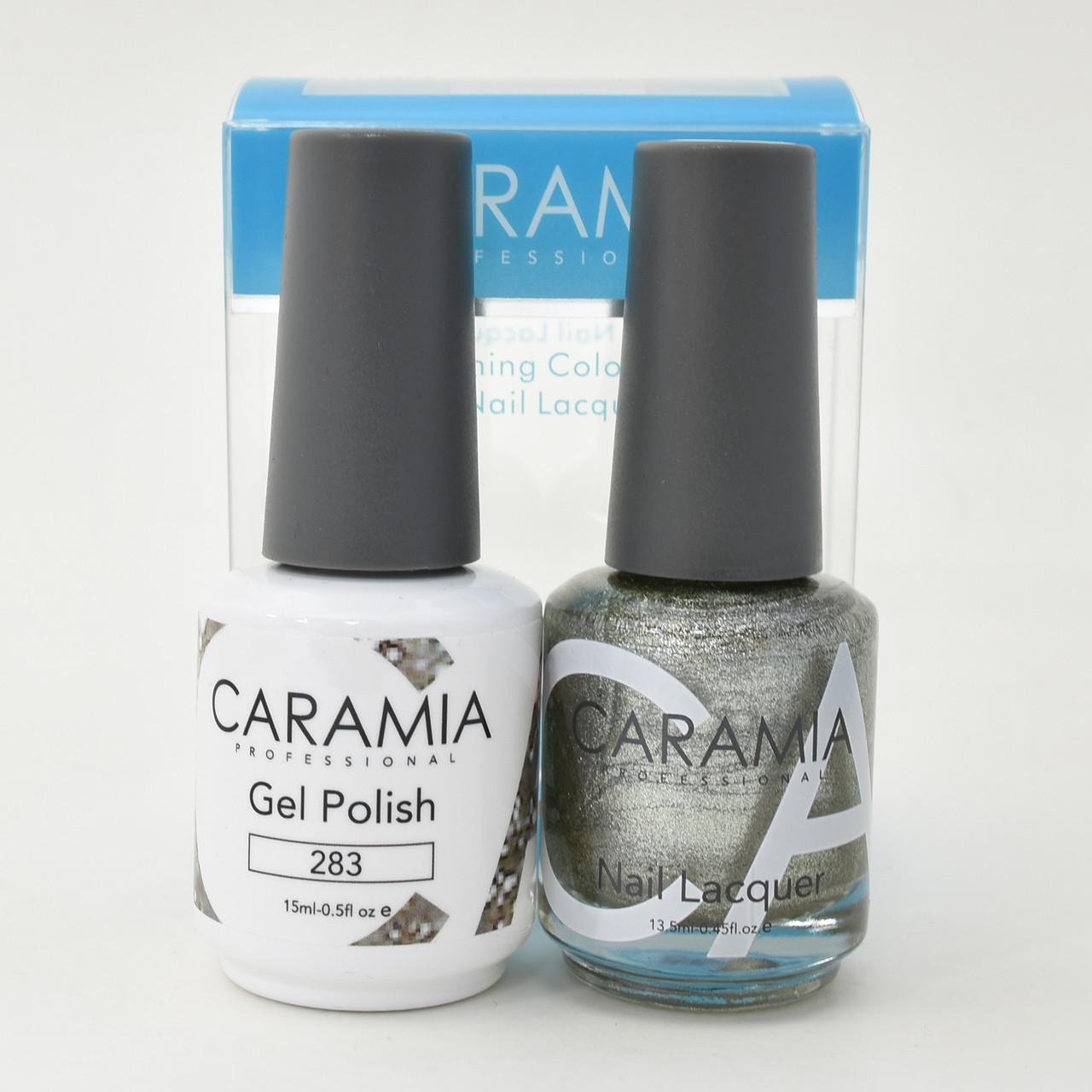 Caramia Gel Polish 15 mL & Nail Lacquer 13.5 mL Color 283 - Home ...