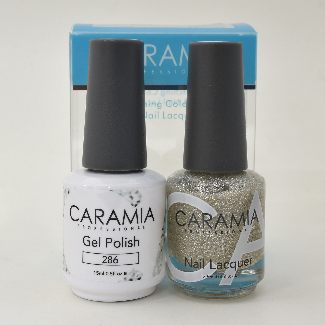 Caramia Gel Polish 15 mL & Nail Lacquer 13.5 mL Color 286 - Home ...