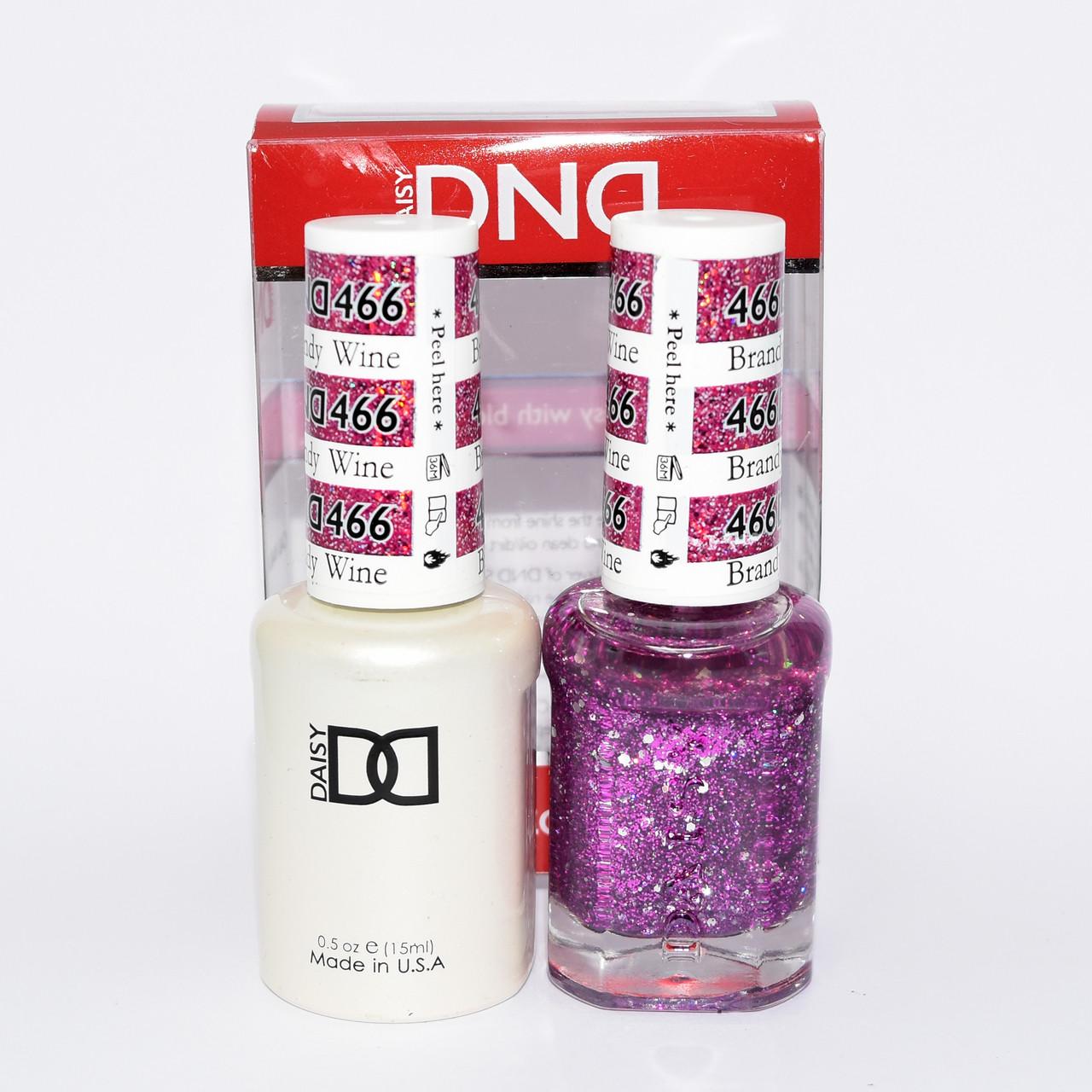 Daisy DND Duo GEL + MATCHING Nail Polish 466 - Home Nail Supply