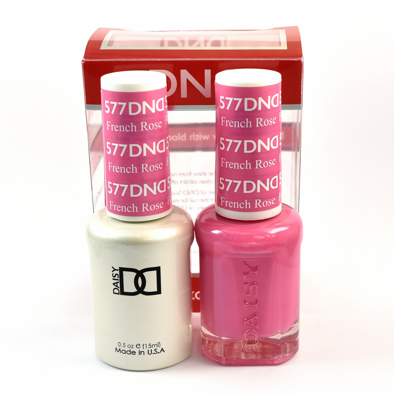 Daisy DND Duo GEL + MATCHING Nail Polish 577 - Home Nail Supply
