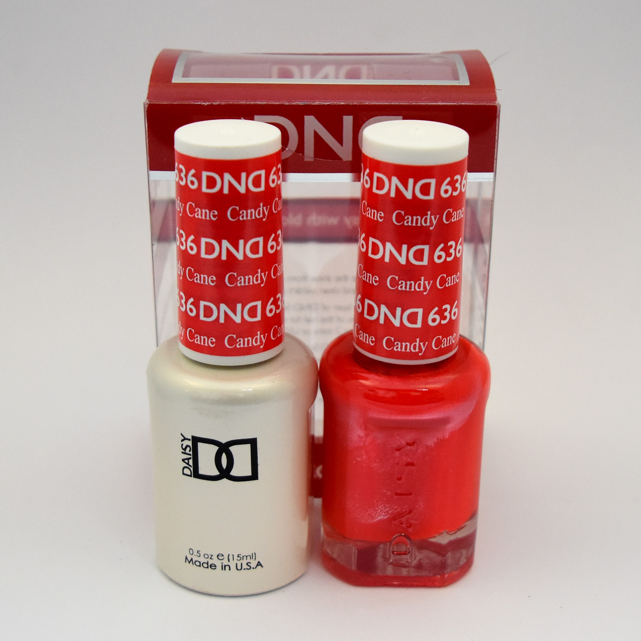 Daisy DND Duo GEL + MATCHING Nail Polish 636 - Home Nail Supply