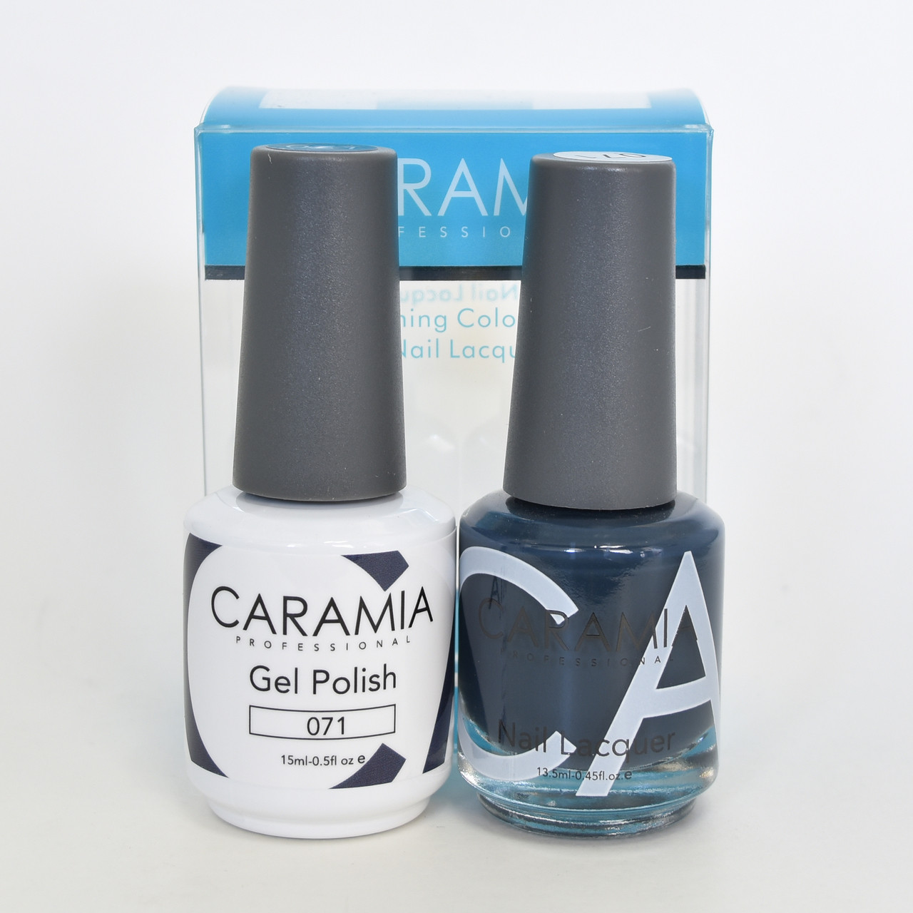 Caramia Gel Polish 15 mL & Nail Lacquer 13.5 mL Color 071 - Home ...