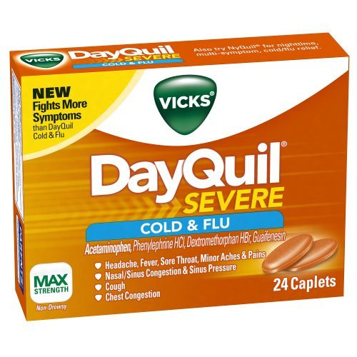 Dayquil Severe Cold Flu Reviews