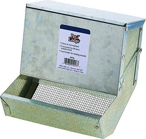 Miller Rabbit Sifter Feeder