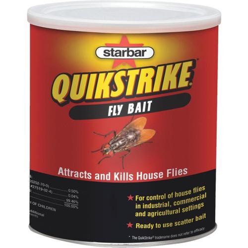 Quikstrike Fly Bait - 1 LB Can.