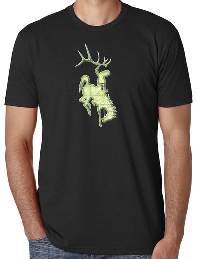Muley Fanatic Foundation 'Support-Protect-Hunt' Conservation T-Shirt