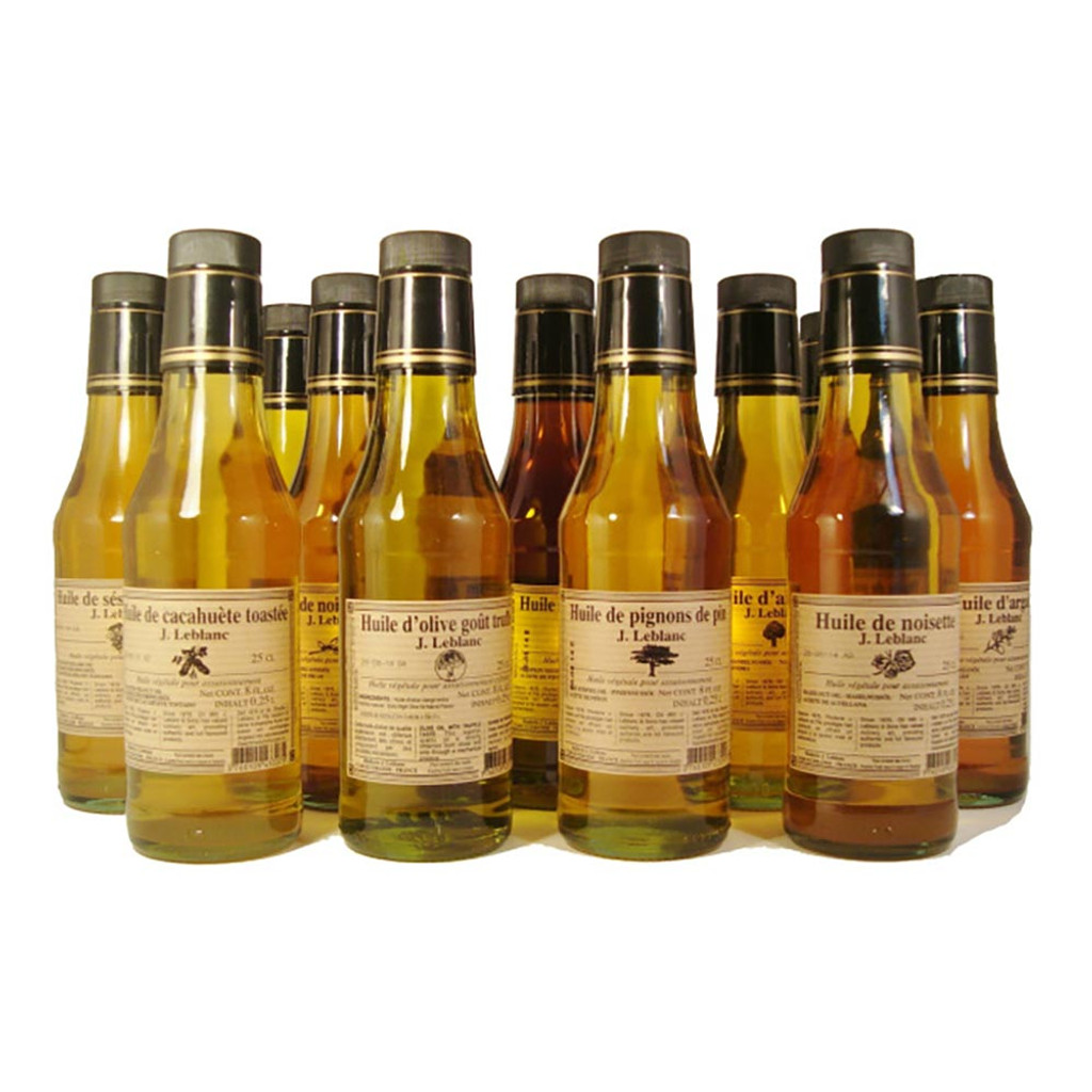 Artisan Nut Oils