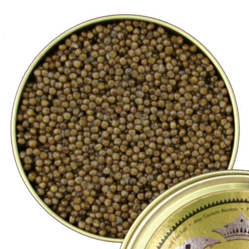 North Carolina Golden Osetra Caviar