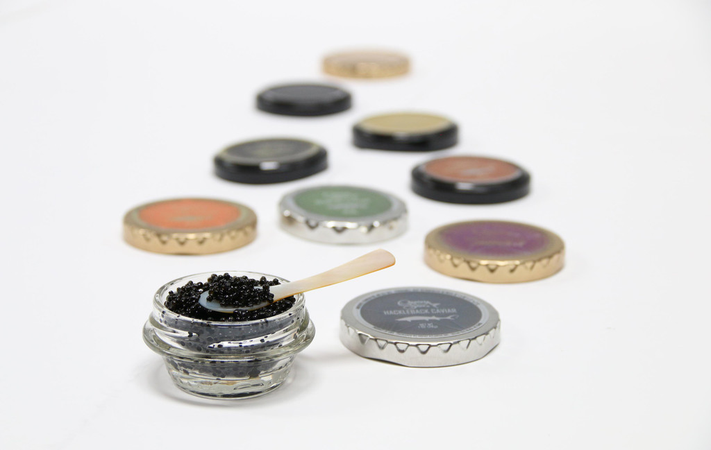 What's the best way to store caviar before and after it's opened?