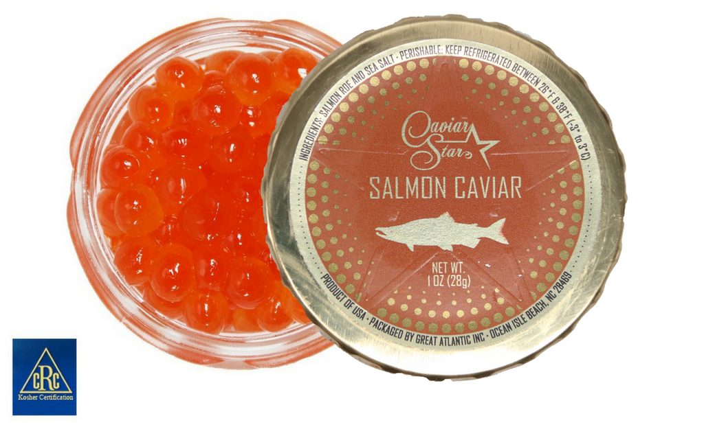 MSC Certified Domestic Salmon Roe