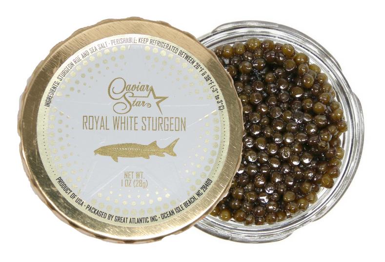 Royal White Sturgeon Caviar